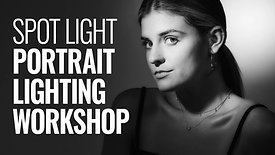 SPOTLIGHT PORTRAIT LIGHTING WORKSHOP