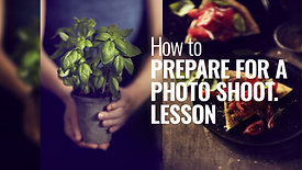 HOW TO PREPARE FOR A PHOTO SHOOT