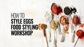 STYLING EGGS WORKSHOP