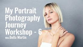 MY PORTRAIT PHOTOGRAPHY JOURNEY