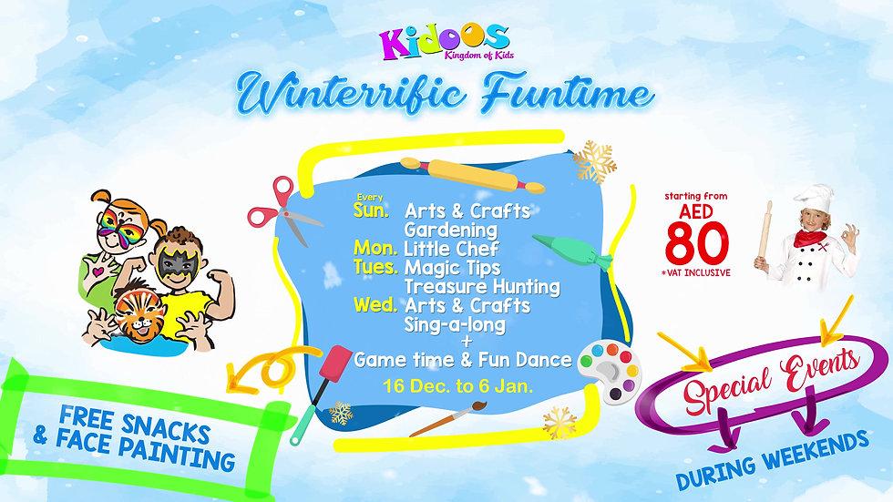 Winterrefic Funtime!
