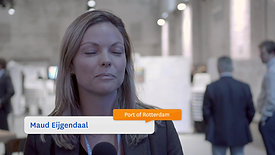 Gas Fest 2017 Testimonial Maud Eijgendaal, Port of Rotterdam