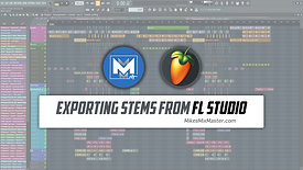 Exporting Stems from FL Studio