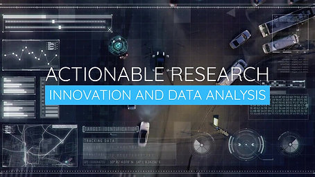 Actionable Research