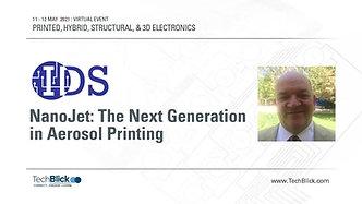 12 May 2021   IDS Inc   Nanojet The Next Generation In Aerosol Printing (Teaser)