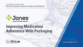 10 March | Jones Healthcare | Improving Medication Adherence With Packaging (Teaser)