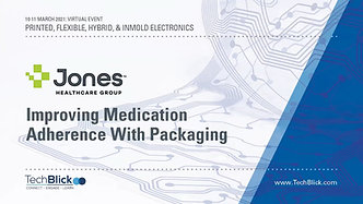 10 March   Jones Healthcare   Improving Medication Adherence With Packaging (Teaser)