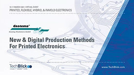 11 March | Coatema | New & Digital Production Methods For Printed Electronics (Teaser)