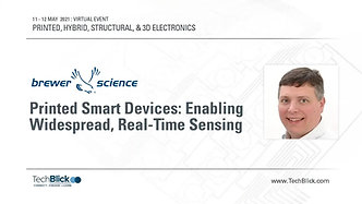 12 May 2021   Brewer Science   Printed Smart Devices Enabling Widespread, Real-Time Sensing (Teaser)