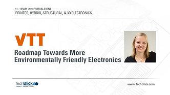 12 May 2021   VTT   Roadmap Towards More Environmentally Friendly Electronics (Teaser)