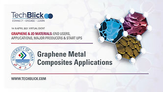 15 April 2021   Shangdong Sino-Graphene Light Alloy   Graphene Metal Composites Applications(Pre-Recorded)   Teaser