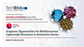 15 April 2021 | Fiat | Graphene Opportunities For Multifunctional Lightweight Structures In Automotive Sector | Teaser