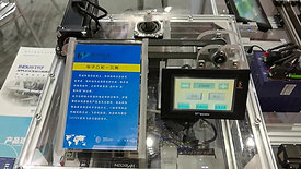 Flying shear on WECON LX3VE series PLC