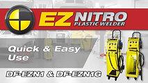 DF-EZN1 The Quickest & Easiest Nitrogen Welder
