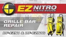 (Plastic Welding) Grille Bar Repair