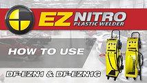 DF-EZN1/EZN1G Plastic Bumper Tear Repair
