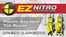 Plastic Keyhole Tab Repair (DF-EZN1)