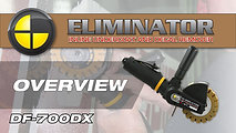 DF-700DX Inline Undercoat and Decal Remover
