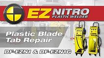 Plastic Blade Tab Repair (DF-EZN1)