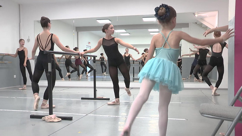 Publi-reportage sur l'école Art Danse