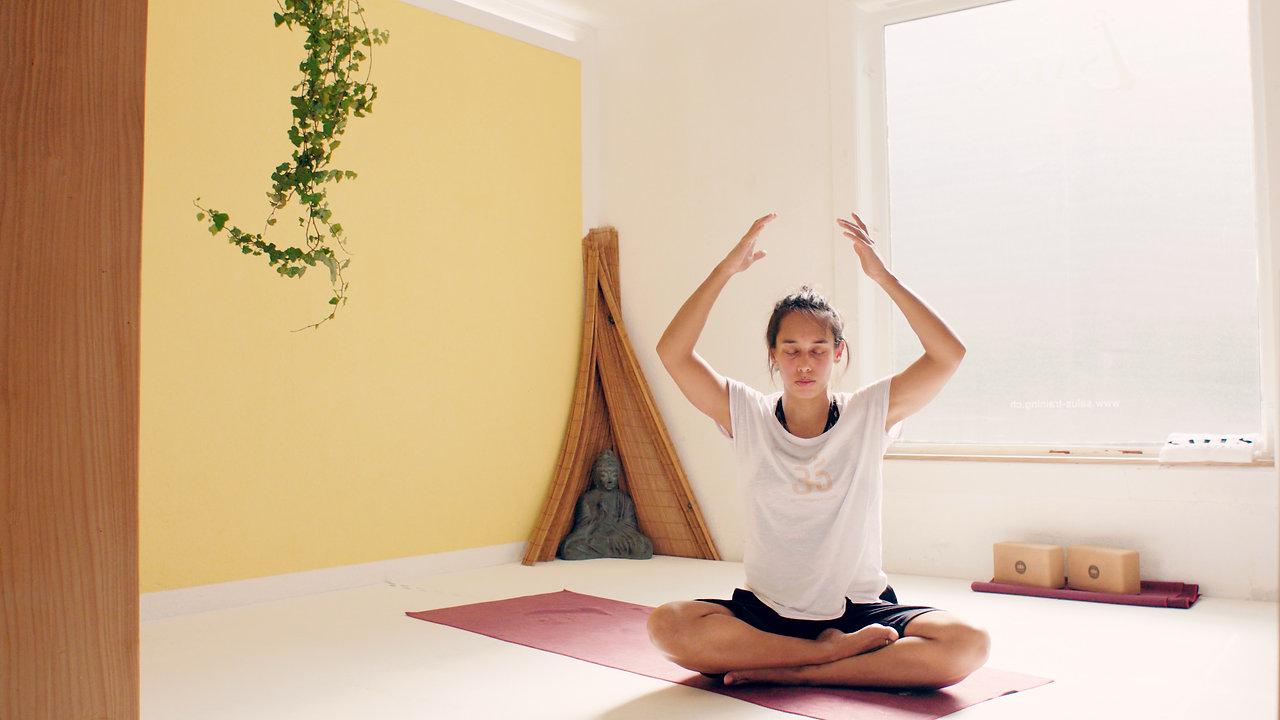 Yoga Lektionen