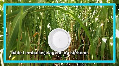 Plantebasert emballasje