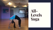 FB Live All-Levels Yoga with Mallory