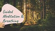 Meditation + Breathing with David