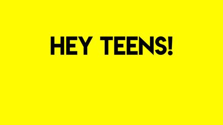 TBC Teens!