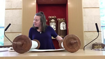 Rolling the Torah