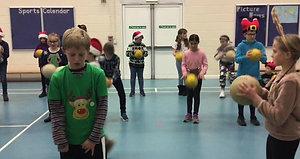 Sidlesham Christmas Countdown - Day 3 - Huskies