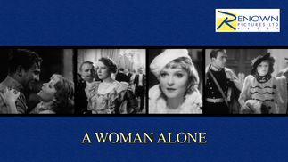 A Woman Alone (12+)
