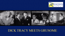Dick Tracy Meets Gruesome (12+)