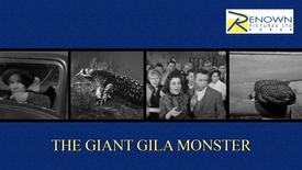 The Giant Gila Monster (12+)