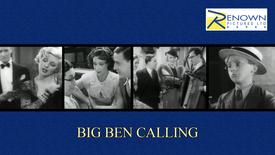 Big Ben Calling (12+)
