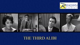 The Third Alibi (12+)