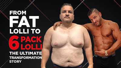 From Fat Lolli To 6 Pack Lolli The Ultimate Transformation Story (Parental Guidance)