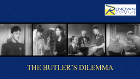 The Butler's Dilemma (12+)