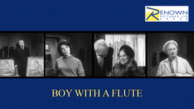 Boy With A Flute (16+)