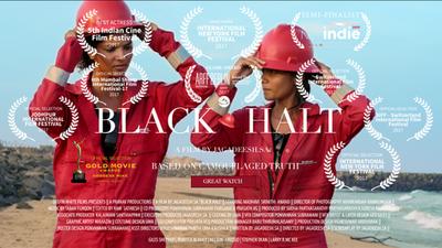 Black Halt (Parental Guidance)