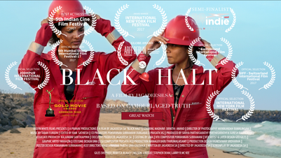 Black Halt (Parental Guidance)