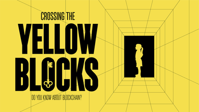 Crossing The Yellow Blocks (Parental Guidance)