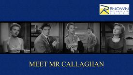 Meet Mr Callaghan (12+)
