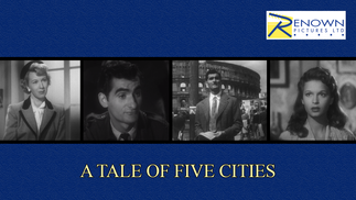 A Tale Of Five Cities (12+)