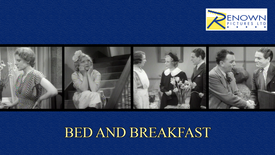 Bed And Breakfast (12+)