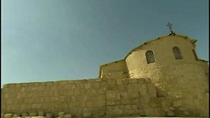 Monte Nebo. Moisés