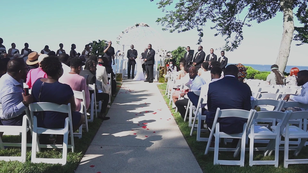 Hunt for Love Wedding