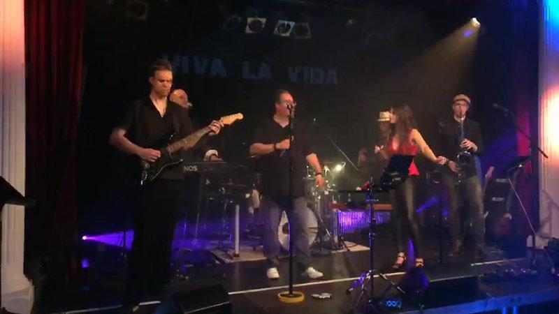 Viva La Vida Live im Kasino am Kornmarkt in Trier