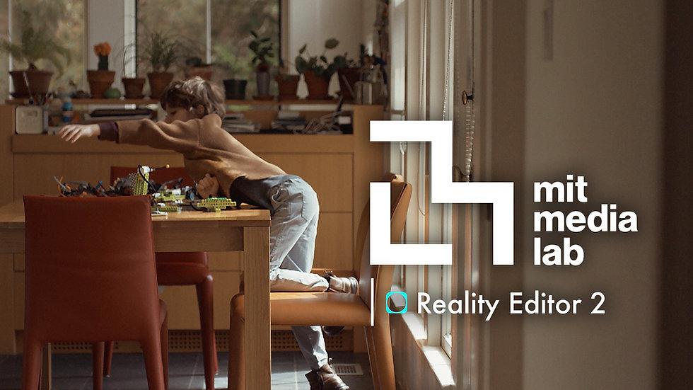 MIT Media Lab: Reality Editor