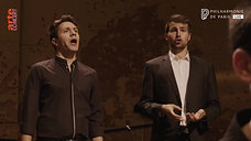 Extrait de la Flute Enchantée/Mozart à la Philharmonie de Paris